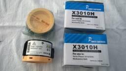 Lote 7 Toners Vazios p/Recarga ? 04 Brother TN1060 e 03 Xerox Phaser 3040