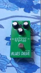 Pedal Giannini Axcess Blues Drive Bd-108-Troco