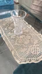 Centro de mesa em crochê