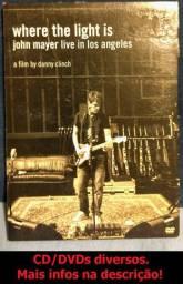 Cd / Dvd John Mayer, Foo Fighters, Avril Lavigne, Etc
