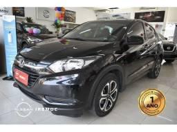 Honda/HR-V lx CVT Preta 15/16