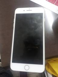 Iphone 8 Plus Branco 128 Gb - Para Retirada de Peças