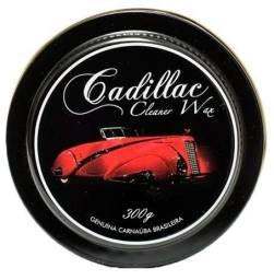 Cera de carnaúba Cleaner wax 300g (acompanha um aplicador de espuma)