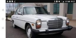Mercedes  240D diesel igual a essa ótimo estado