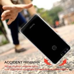 Capa Case Transparente Dura Anti Impacto Huawei Honor 8