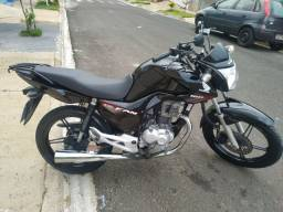 Vendo cg 160 fan 2017 modelo 2018