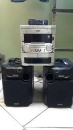 Mini system hifi fw c85