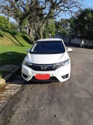 Honda Fit 2016 automático em ótimo estado