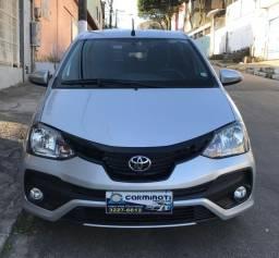 Toyota Etios XLS 1.5 aut. ( garantia de fabrica )