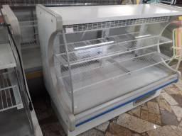 Gelopar balcão de bolos e bebidas 1,40 em 127 volts R$2.600,00