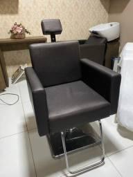 Cadeiras salão / maquiador