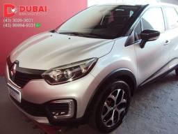 2018 | Renault Captur Intense 2.0 Flex (Aut.) / 44 mil Km / Biton / Top de Linha