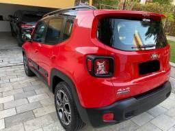 Jeep Renegade Longitude Diesel Blindado garantia estendida