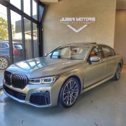 Título do anúncio: BMW 745LE 3.0 Híbrido M Sport 20/21