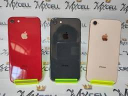 Título do anúncio: Iphone 8 64GB Novos no Plastico Poucas Peças