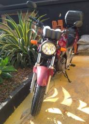 Título do anúncio: Honda CBX Twister 250