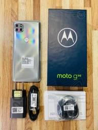 Moto G 5g 128gb Novo, Nota Fiscal (12x Sem Juros)