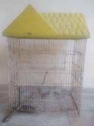 Viveiro para papagaio/ calopsita.
