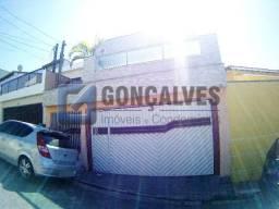 Casa à venda com 3 dormitórios em Alves dias, Sao bernardo do campo cod:1030-1-135996