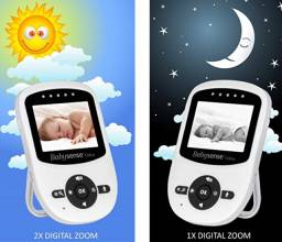 Baba eletrônica BabySense - Melhor babá eletrônica.