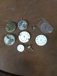 Relógios de bolso (Máquinas)