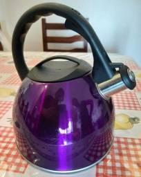 Chaleira Inox 2.5 litros