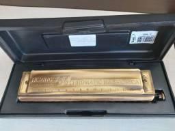 Gaita Cromática Hering Chromatic 64 Antique Gold 5264