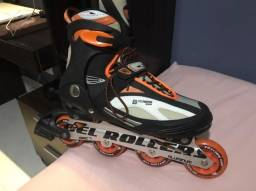 Patins Inline Sports Bel Rollers Xtreme 5000 Tam 40