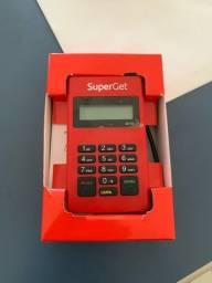 Máquina de cartão Superget