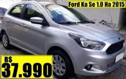 Título do anúncio: Ford Ka Se 1.0 Ha 2015