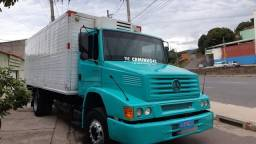 Caminhão MB 12.18 ano 97 baú