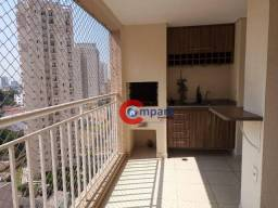 Título do anúncio: Apartamento com 4 dormitórios para alugar, 115 m² por R$ 3.500,00/mês - Vila Santo Antônio