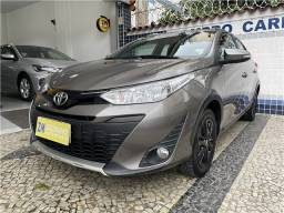 Título do anúncio: Toyota Yaris 2019 1.5 16v flex x way multidrive