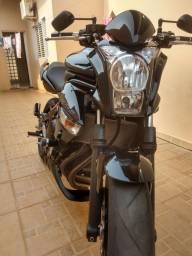 Título do anúncio: Vendo  Kawasaki ER6N ou troco por moto de menor cilindrada