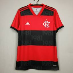 Nova Camisa Flamengo Home 21-22