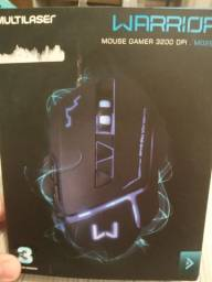 Mouse Multilaser Warriors