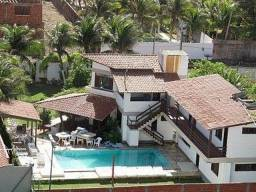 Casa duplex 7 quartos vizinho ao beach park em porto das dunas