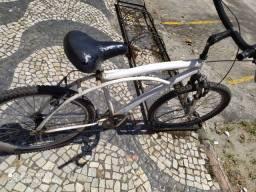 Bike filé 2 pneus novos aero rolamento