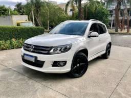 Volkswagen Tiguan Tsi 2014 c Kit R-Line + Teto Solar