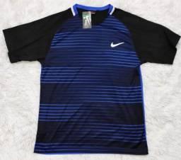 kit com 04 - Camisas de Malha Dry Fit