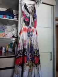 Título do anúncio: Lindo vestido pimenta hortelã