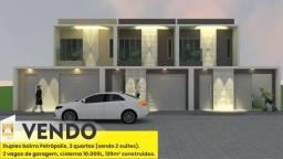 Título do anúncio: Vendo Duples - Bairro Petrópolis