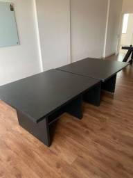 Mesas de Escritório Full Black