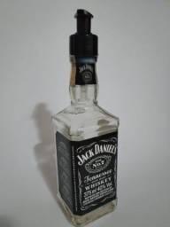 Refil sabonete liquido ou alcool em gel Jack Daniel's 375ml