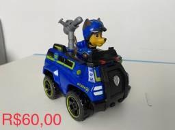 Patrulha Canina - Personagem com carro