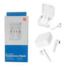 Fones Bluetooth - Earphones 2 Basic