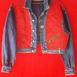 Vendo jaqueta vintage yes brasil