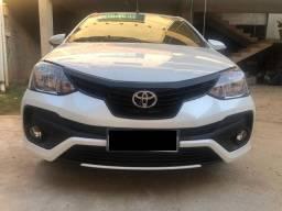 Título do anúncio: Toyota Etios X Plus 1.5 Automático 20/20