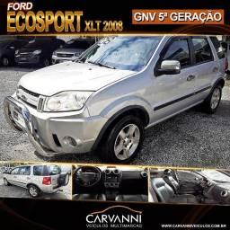 Ford Ecosport XLT 2008 com GNV 5ª Geração