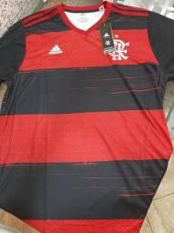 Camisa do Flamengo 2020 - Tamanho Extra - 2GG